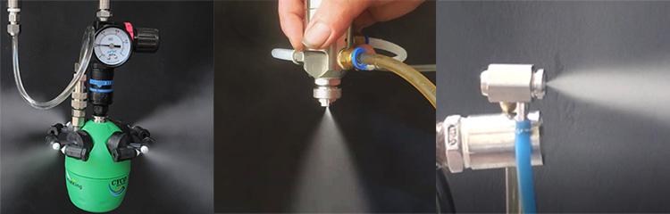 humidification-nozzles